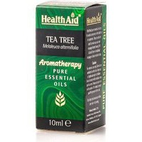 HEALTH AID TEA TREE ESSENTIAL OIL 10ML