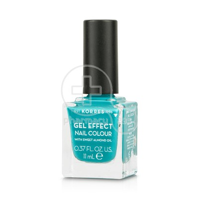 KORRES - GEL EFFECT Nail Colour No82 Pool Waves - 11ml