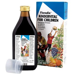 POWER HEALTH Floradix-kindervital πολυβιταμινούχο