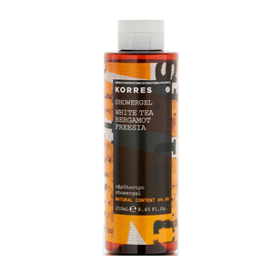 KORRES Αφρόλουτρο white tea-bergamot-freesia 250ml