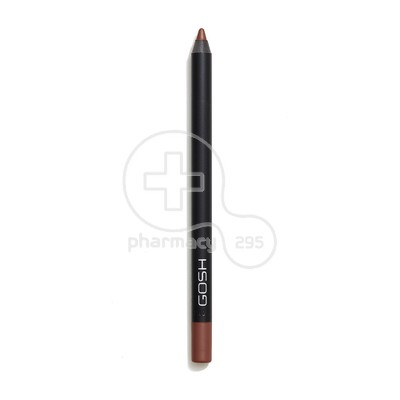 GOSH - VELVET TOUCH LIPLINER Waterproof No012 Raisin - 1.2gr