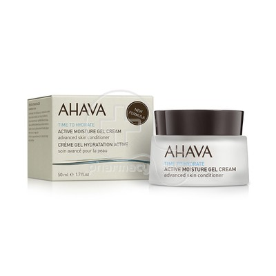 AHAVA - TIME TO HYDRATE Active Moisture Gel Cream - 50ml
