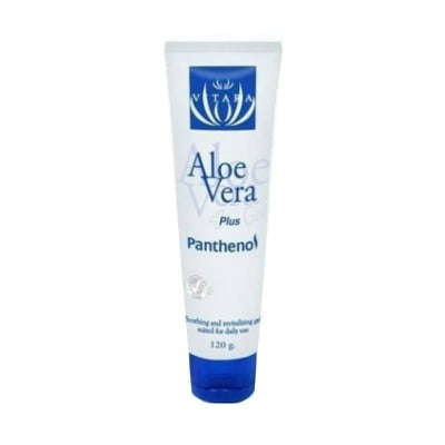 Vitara - Aloe Vera Gel Plus Panthenol 5% - 120gr