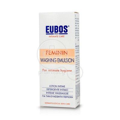 EUBOS - FEMININ WASHING EMULSION - 200ml