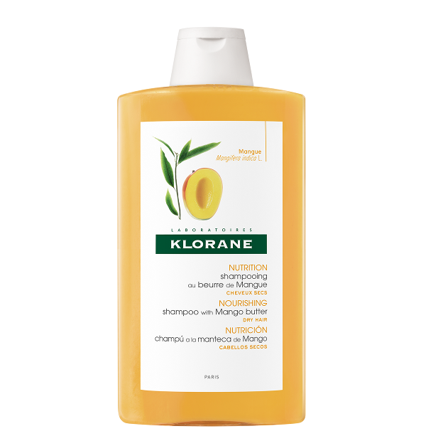 KLORANE HAIR MANGUE SHAMPOO NF 400ML