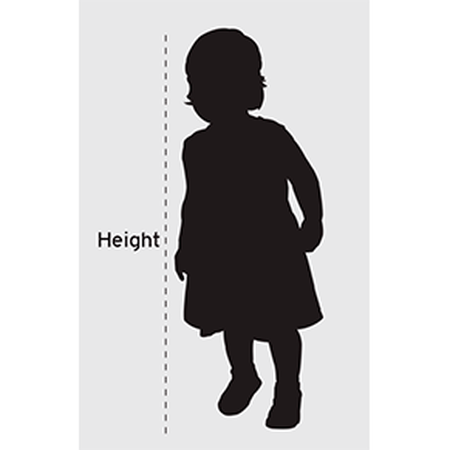 Size guide kids