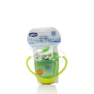 CHICCO - TRAINING Meal Cup 12m+ (Πράσινο) - 180ml Cod. 00 006824 500 000