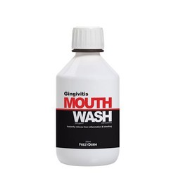 Frezyderm Gingivitis Mouthwash 250ppm 250ml
