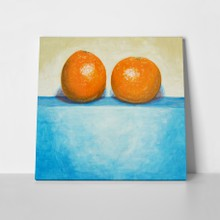 Two oranges a