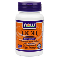 NOW UC-II 800 MG (TYPE II COLLAGEN) 60 VEG. CAPS