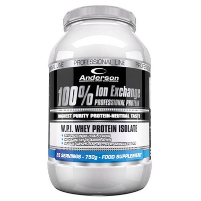 Anderson ION 100% Whey Profession Neutral Flavor 750gr