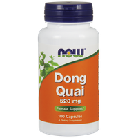 NOW DONG QUAI 520 MG, 100 CAPS