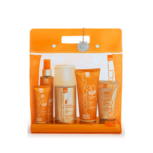 LUXURIOUS Suncare high protection Πακέτο αντηλιακής προστασίας