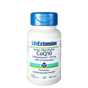 Life extension super absorbable coq10