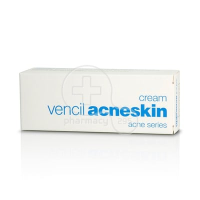 VENCIL - ACNESKIN Cream - 30ml