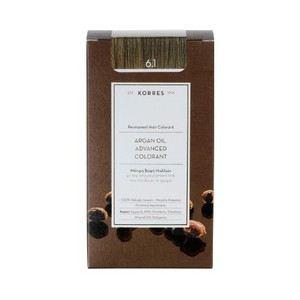 Korres argan oil no 6.1