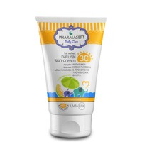PHARMASEPT BABY SUN NATURAL CREAM SPF30 100ML
