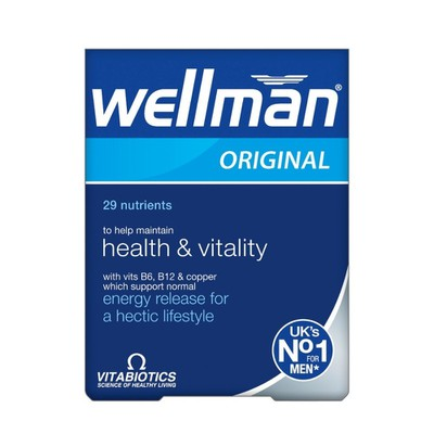 Vitabiotics - Wellman Original - 30tabs