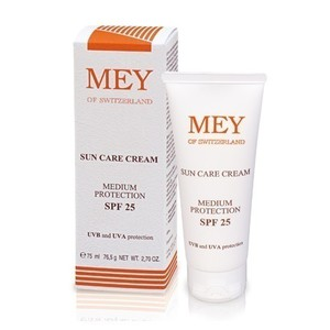 Mey sun care cream spf25 medium