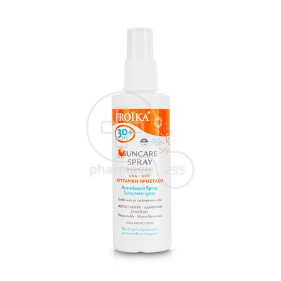FROIKA - SUNCARE Spray Dermopediatrics SPF30+ - 125ml
