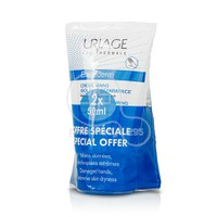 URIAGE - PROMO PACK 2 ΤΕΜΑΧΙΑ BARIEDERM Creme Mains Isolante Reparatrice - 50ml