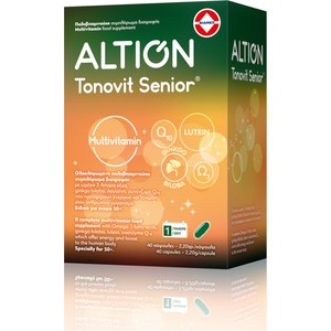 Altion tonovit senior multivitamin