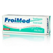 Froika Froimed Toothpaste - Κακοσμία, 75ml