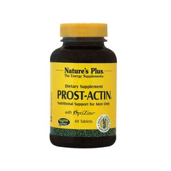 Nature's Plus Prost-Actin 60 tablets