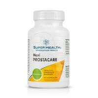 SUPER HEALTH - Maxi Prostacare - 60caps
