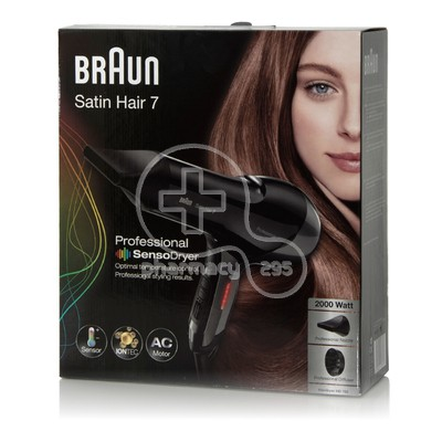 BRAUN - SATIN HAIR 7 SensoDryer 2000Watt HD785
