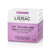 LIERAC - LIFT INTEGRAL Nuit Creme Lift Restructurante - 50ml