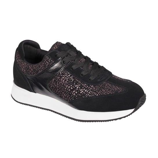 4cda1074e9e Scholl Charlize Γυναικεία Ανατομικά Παπούτσια Μαύρα 1 Ζεύγος. Εφαρμόζουν  άριστα στο πόδι, με λαμπερή