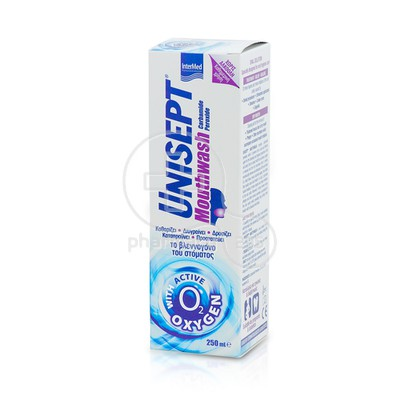 UNISEPT - MOUTHWASH - 250ml