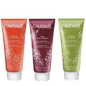 Caudalie shower gel x3 2