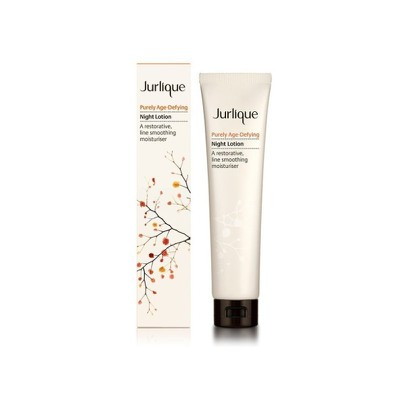JURLIQUE PURELY AGE DEFYING NIGHT LOTION 40ML