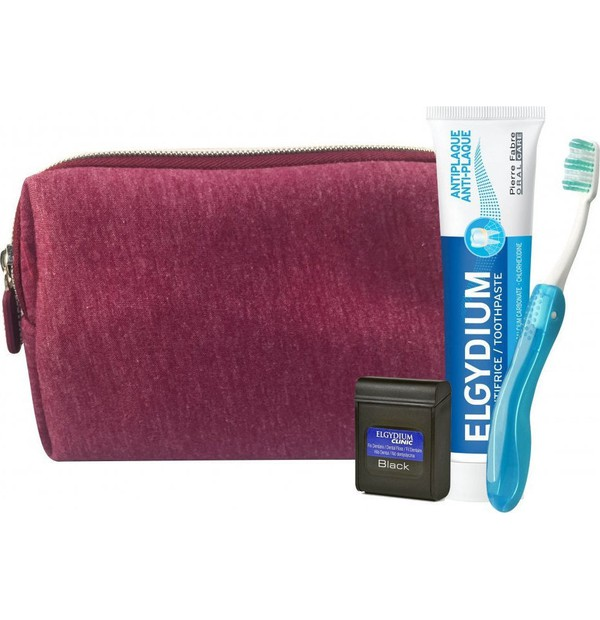 ELGYDIUM TRAVEL KIT BORDEAUX NEW