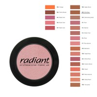 RADIANT BLUSH COLOR No107-PINK ROSE