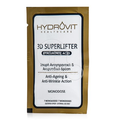 HYDROVIT - HYALURONIC ACID 3D Superlifter - 7monodoses