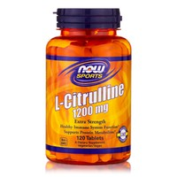NOW L-CITRULLINE 1200 MG 120 VCAPS