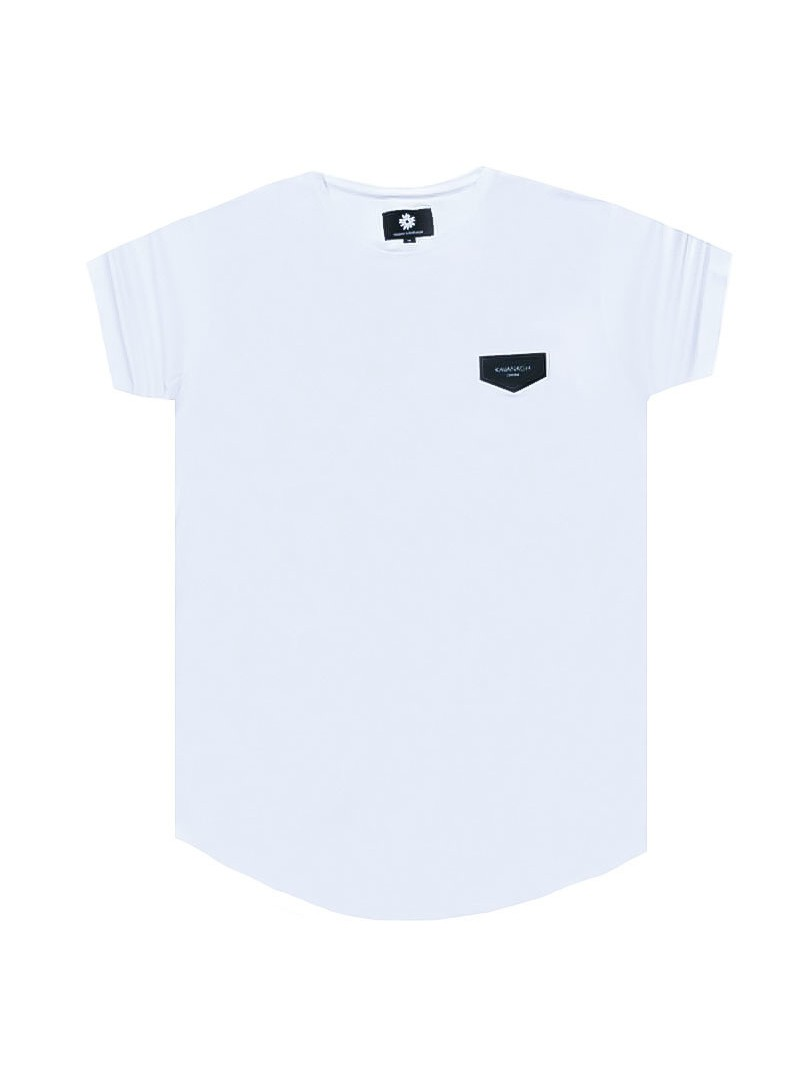 Gianni Kavanagh White Tee Core Collection