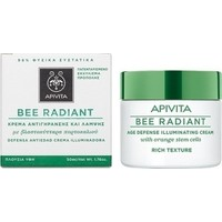 APIVITA BEE RADIANT CREAM RICH 50ML