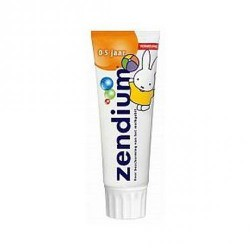 Zendium Tooth Paste 0-5 years 75ml