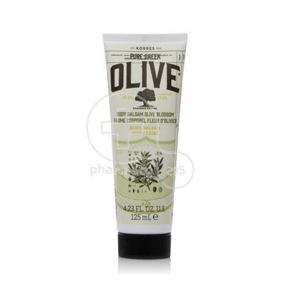 KORRES - PURE GREEK OLIVE Body Balsam με άνθη ελιάς - 125ml