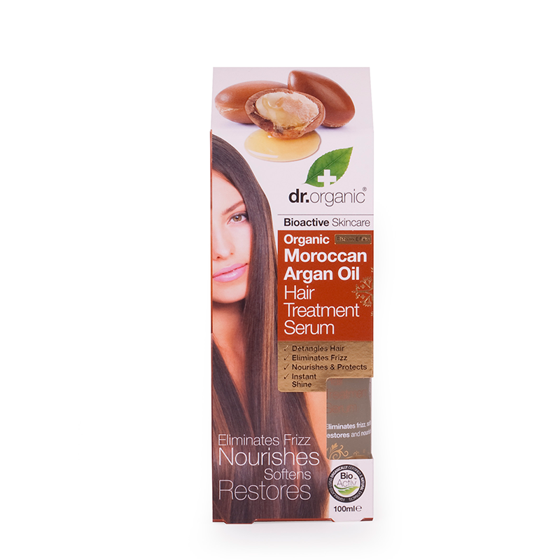 Organic Moroccan Argan Oil Hair Treatment Serum
