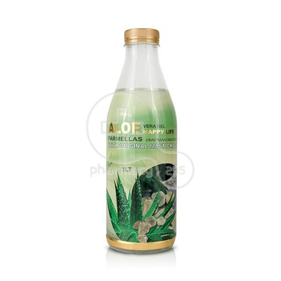MEDICHROM - Aloe Vera Gel Happy Life Με Μαστίχα Χίου - 1000ml