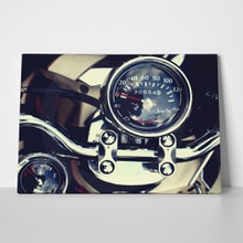 Motorcycle gauge