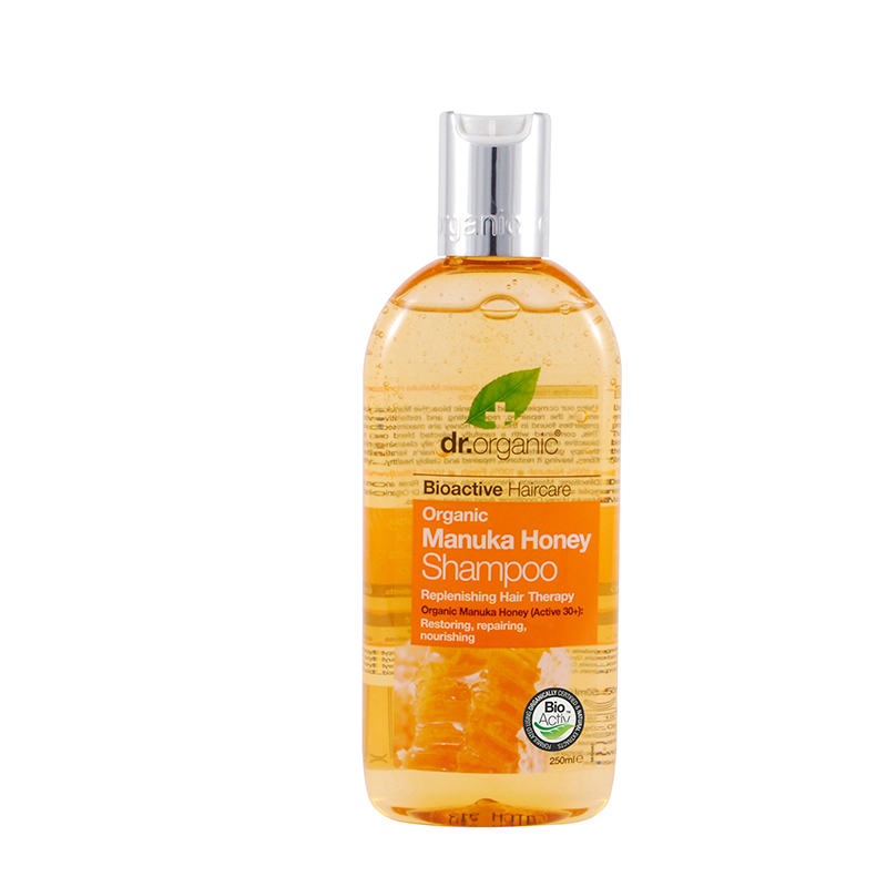 Organic Manuka Honey Shampoo