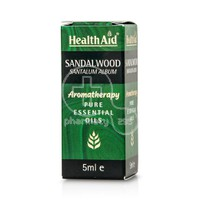 HEALTH AID - AROMATHERAPY Pure Essential Oil Sandalwood - 5ml