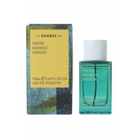 Korres Eau De Toilette Water Bamboo Freesia 50ml Γυναικείο