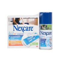 3M NEXCARE COLDHOT COMFORT 11CM X 26CM (PROMO+COLD SPRAY 150ML)